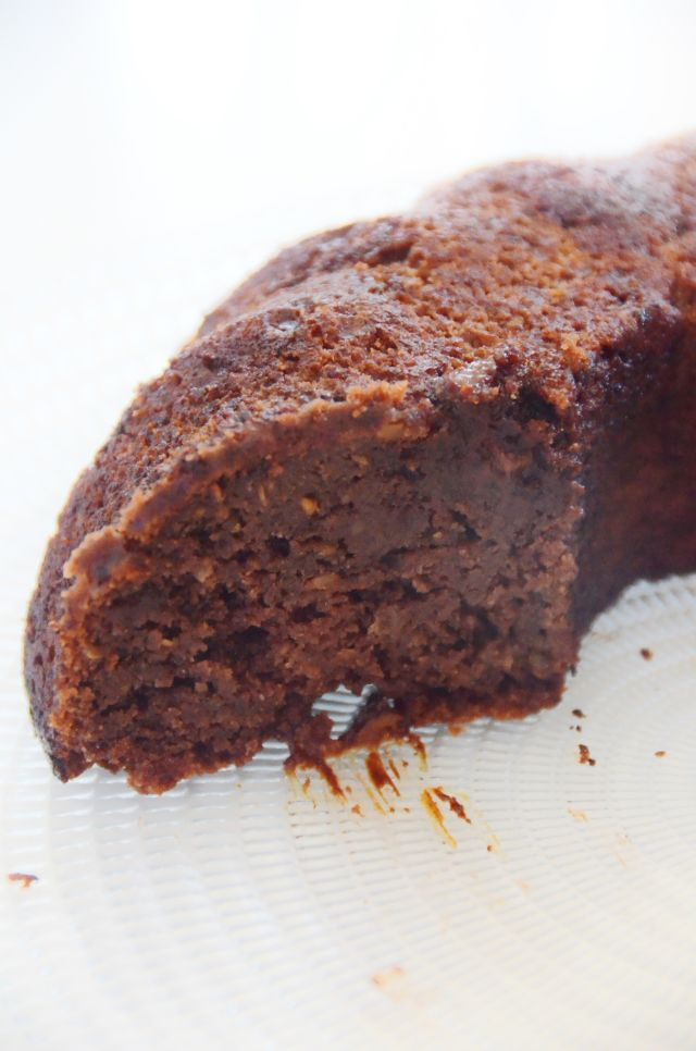 Bolo de Chocolate Vegano | Sem ovo, sem glúten e sem lactose